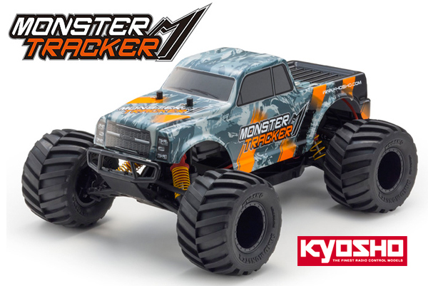 Kyosho Europe EP Monster Trucker