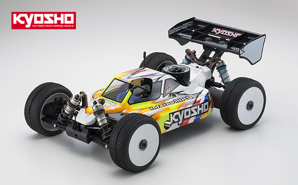 Kyosho Europe MP9 TKI4 10th Anniversary Edition