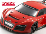 Kyosho Europe Inferno GT2 Race Specs Audi R8 LMS