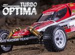Kyosho Europe Turbo Optima Kit ´Legendary Series