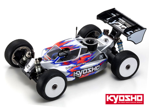 Kyosho Europe INFERNO MP10 1:8 GP 4WD