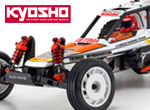 Kyosho Europe Kyosho Ultima 2WD Re-Release-Kit