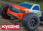 Kyosho Europe Nitro Tracker 4WD QRC