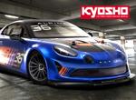 Kyosho Europe FAZER MK2 Alpine GT4 1:10 RTR