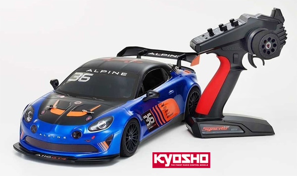 Kyosho Europe Kyosho FW06 Alpine GT4 1/10