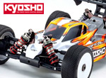 Kyosho Europe MP10e 1/8 E-Buggy Coming soon
