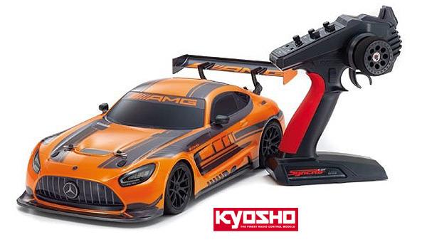 Kyosho Europe Kyosho FW06 Mercedes AMG GT3 1/10