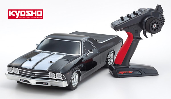 Kyosho Europe ´69 Chevy El Camino SS396