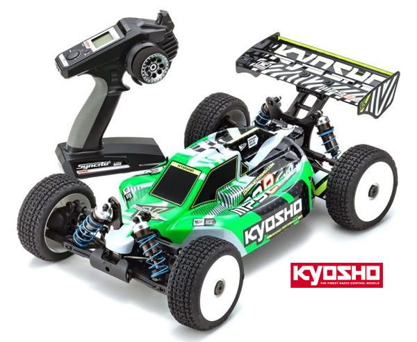 Kyosho Europe Inferno MP9e EVO V2 BL Readyset