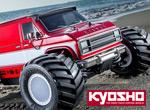 Kyosho Europe Mad Van VE 4WD Fazer MK2 RTR