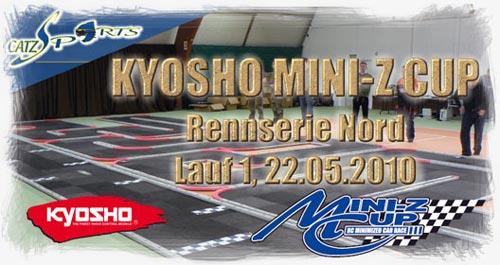 Kyosho Neuer MEGA-MINI-Z-Event im Norden...!
