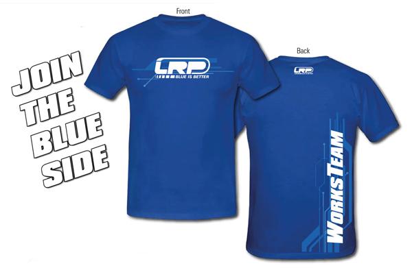 LRP LRP Shirt´s mit neuem Design.
