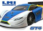 LMI Racing BLITZ GT4 1/8 GT Karosserie