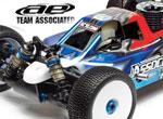 LRP RC8B3 Buggy Team Kit