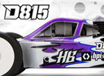 LRP HB D815 KIT+HB CRF3 Motor Set