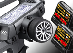 LRP Sanwa MT-S Dual-RX Set