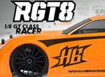 LRP HB Racing RGT8