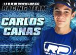 LRP J.Carlos Canas entscheidet sich für LRP