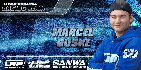 LRP Marcel Guske weiter mit LRP
