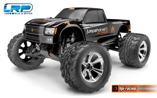 LRP HPI Jumpshot MT Flux Fuzion