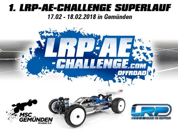 LRP 1. Superlauf LRP AE Challenge
