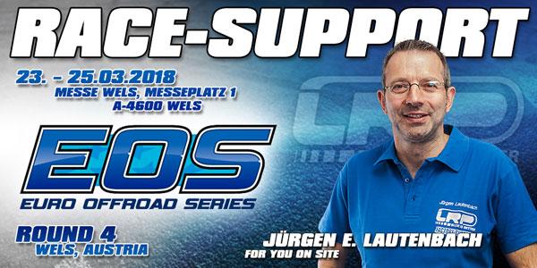 LRP LRP Race EOS Rnd. 4 Support