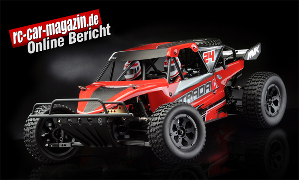 rc-car-magazin Test LRP Maverick Strada DT BL