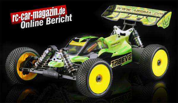 rc-car-magazin Test Absima/TeamC TR8E.V2