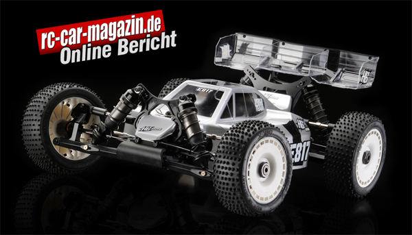 rc-car-magazin Test Absima / HB-Racing E817