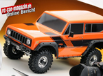 rc-car-magazin Test Absima Redcat GEN8 Scout II