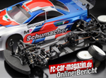 rc-car-magazin Test Schumacher MI7 / CS-Electronic