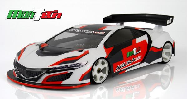 Mon-Tech Akura GT12 Karosserie
