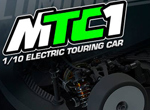 Mugen Seiki Europe E-Touring Car MTC1 coming!