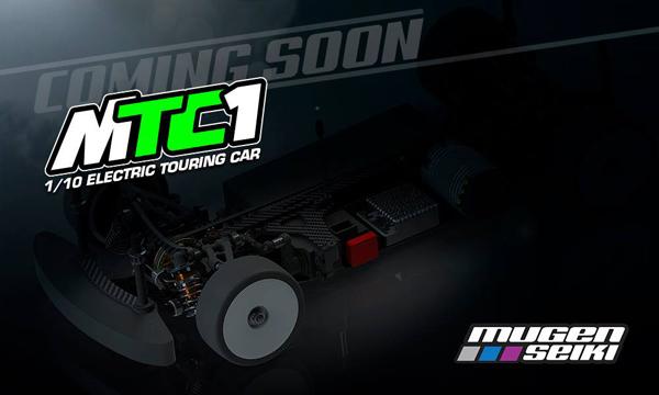 Mugen Seiki Europe E-Touring Car MTC1 coming!
