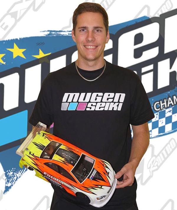 Mugen Seiki Europe Simon Kurzbuch joins MSE EP-Team