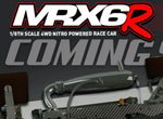 Mugen Seiki Europe Mugen Seiki MRX6R Coming Soon