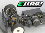Mugen Seiki Europe MSE Performance Parts MTC1 FWD U-Kit
