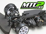 Mugen Seiki Europe MTC2 FWD 1/10 Tourenwagen