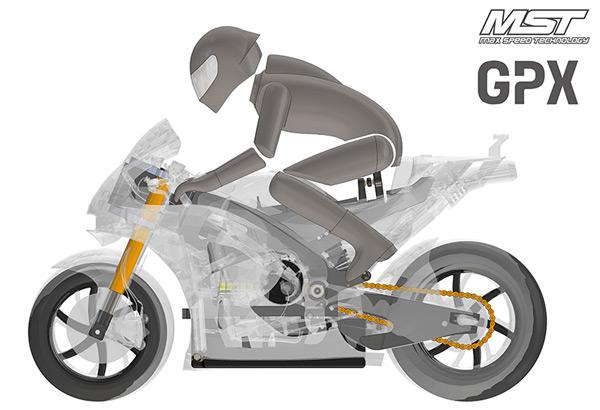 MST MST GPX 1/5th e-bike Coming soon