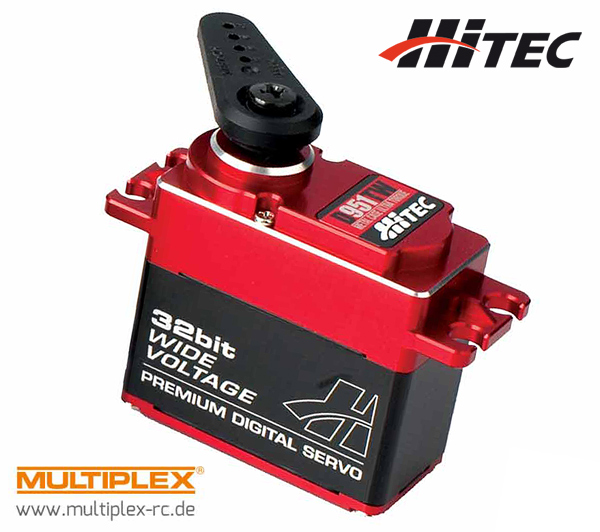 Multiplex Hitec Servo D951TW Full Metal Case