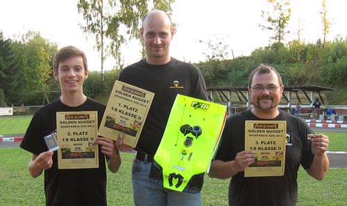 MW RC-Cars Gold-Nugget Race