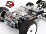 MW RC-Cars SWORKz S35-TE 1/8 Pro Truggy Kit