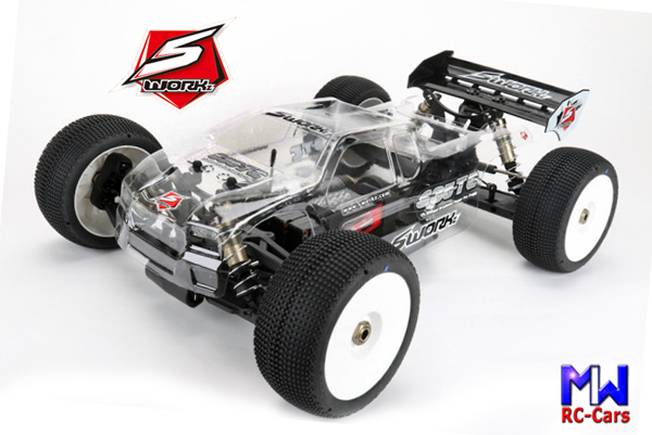 MW RC-Cars SWORKz S35-TE 1/8 Pro Truggy Kit