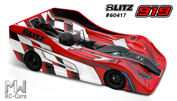 MW RC-Cars BLITZ 919
