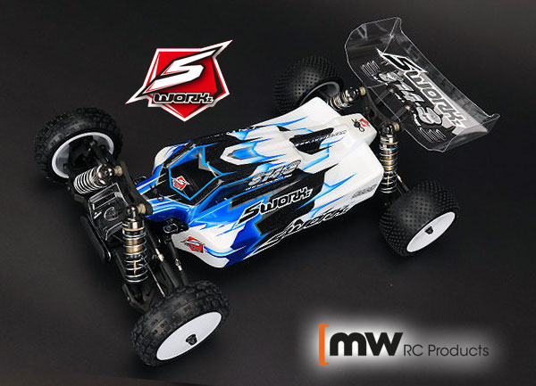 MW RC-Cars SWORKz S14-3 1/10 4WD PRO Kit