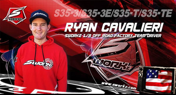 MW RC-Cars Ryan Cavalieri goes SWORKz