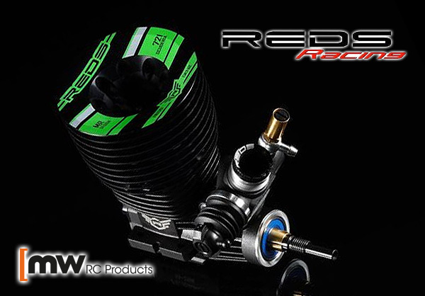 MW RC Products REDS 721S Scuderia ´Limited Edition
