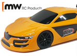 MW RC Products TPRO Karo GT3 Touring Car