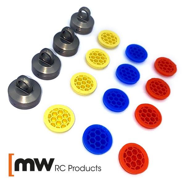 MW RC Products S35 Dämpfer Conversion Kit V2