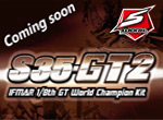 MW RC Products S-Workz S35 GT2 World Champion kit